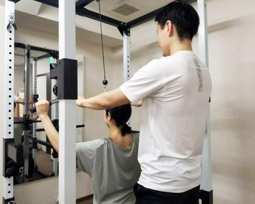 トレーニング5